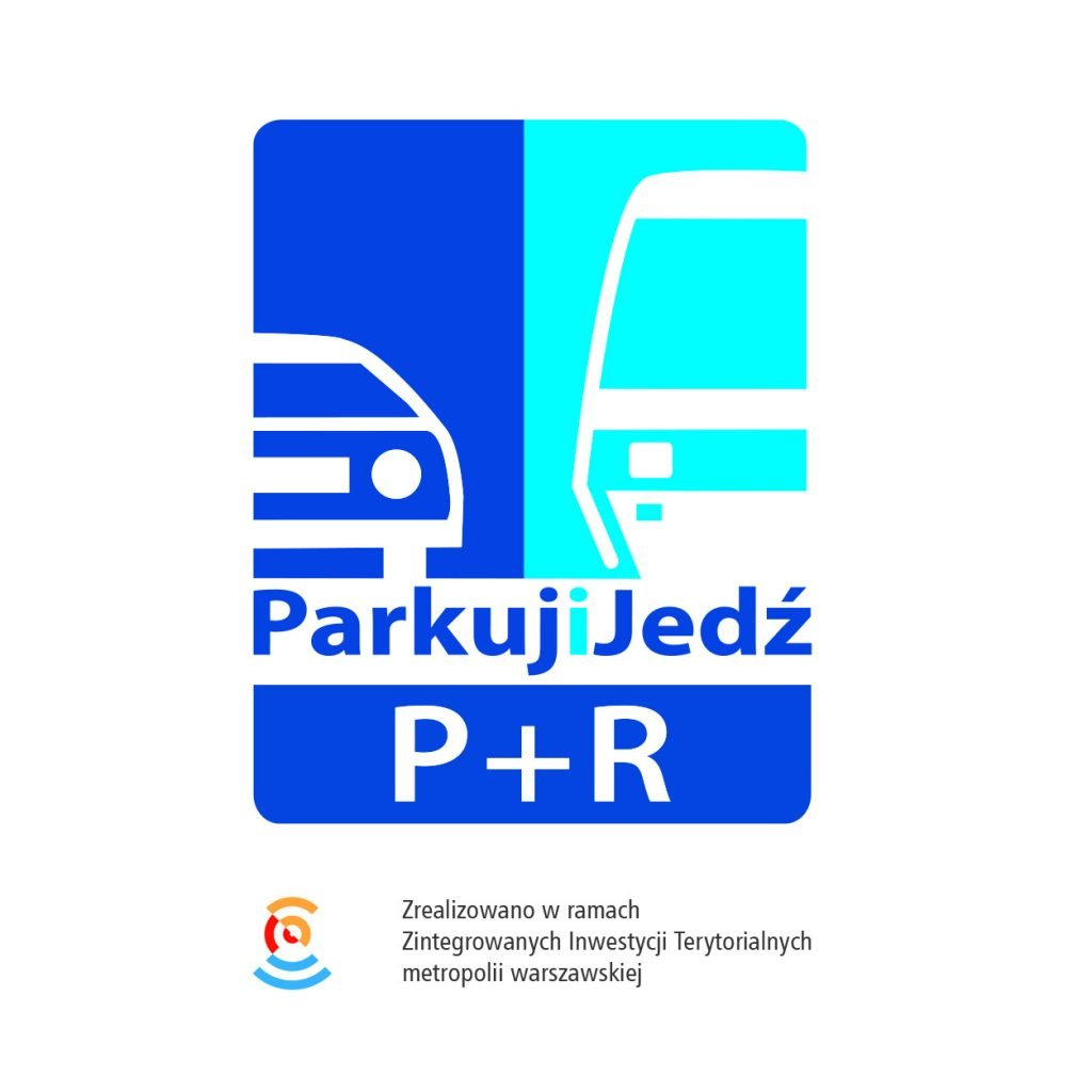 Logo Parkuj i Jedź.